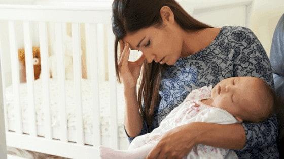 Heb ik een postnatale depressie of toch misschien een bevallingstrauma