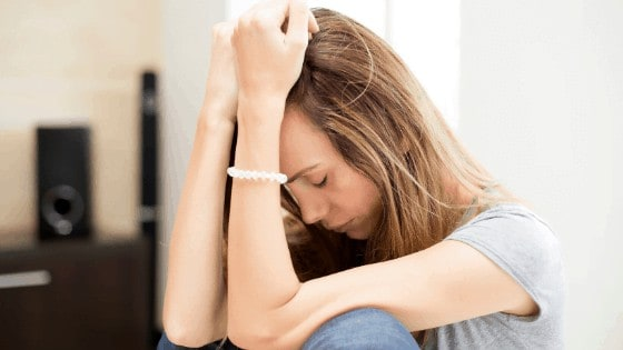 Burn-out door een bevallingstrauma
