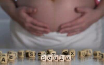 Een doula bij je bevalling, is dat niet heel erg zweverig?