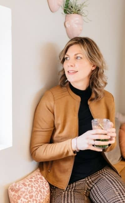 bevallingstrauma verwerken - portretfoto Anke Velstra